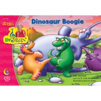 Dinosaur Boogie Sing Along & Read Along With Dr Jean