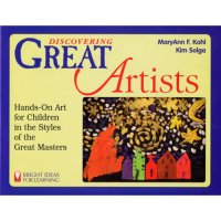 Discovering Great Artists Activity GH-935607099
