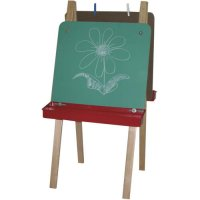 Double Adjustable Easel WD-18900