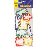 Dough Cutters Includes Cow 8 pcs CK-9766