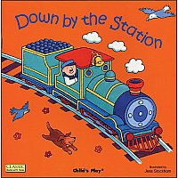 Down By The Station Book and CD A90-9781904550686