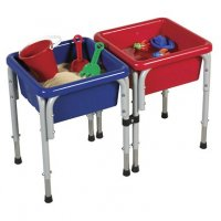 2 Station Sand & Water Table ELR-12401