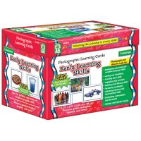 Early Learning Skills Photo Learning Cards (A15-D44046)