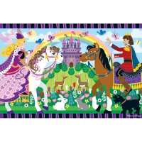 Fairy Tale Friendship Floor Puzzle MD-24409