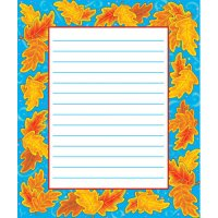 Fall Leaves Note Pad B56-72339