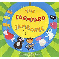 Farmyard Jamboree Book & CD I23-9781846860300
