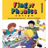 Finger Phonics Book 1 (E71-243)