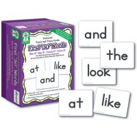 First 30 Words Textured Touch And Trace Cards (A15-KE846014)