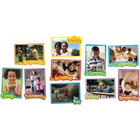 First Rate Character Traits Bulletin Board Set A15-110095