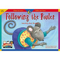 Following The Rules Character Education Reader D48-3128