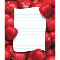Fresh Apples Discovery Note Pad B56-72401