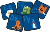 Fun with Phonics Carpet Squares Kit 9626