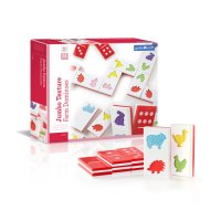 Guidecraft™ Jumbo Texture Dominoes G5055