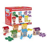 Barnyard Activity Boxes G5059