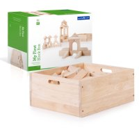 Guidecraft™ My First Block Box – 62 pc. Set G6222