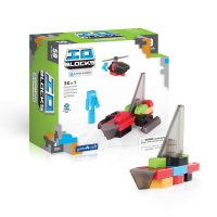 Guidecraft™ IO Blocks® Planes and Boats Set G9608