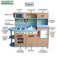 All In One Play Kitchen G97249