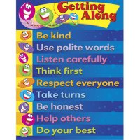 Getting Along Learning Chart 156-38214