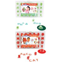 Giant Alphabet Letters Stampers 6713