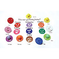 Giant Feelings Stampers 10 Pack CE-6753