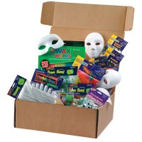 Glow In The Dark Activities Box CK-1732