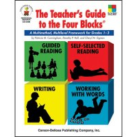 Gr 1-3 The Teacher's Guide To The Four Blocks (A15-2406)