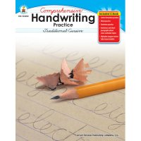Gr 2-5 Comprehensive Handwriting Practice Traditional Cursive (A15-104250)