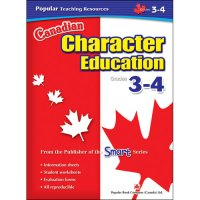Gr 3-4 Canadian Character Education A90-9781897457382