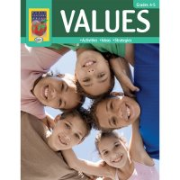 "Gr 4-5 Values: Activities"""" Ideas"""" Strategies : C28-25285"