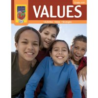 Gr 6-8 Values: Activities Ideas Strategies C28-25286