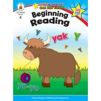 Gr K Beginning Reading Home Workbook (A15-104342)