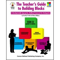 Gr K The Teacher's Guide To Building Blocks (A15-2408)