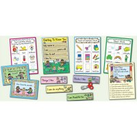Gr K Word Wall Plus Bulletin Board Set (A15-2505)