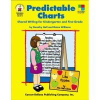 Gr K-1 Predictable Charts (ACA15-2410)