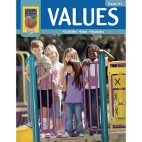 Gr K-1 Values: Activities Ideas Strategies C28-25283