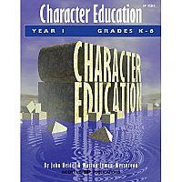 Gr K-6 Character Education Year 1 A81-4201