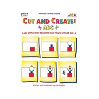 Gr PK-2 Cut and Create ABC TLC-10114