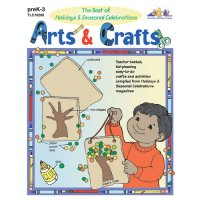 Gr PK-3 Arts & Crafts TLC-E10280
