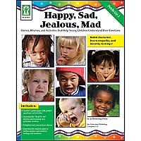 Gr Pk-1 Happy Sad Jealous Mad  A15-KE804044