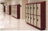 "METAL LOCKERS 12"" x 15"" x 72"" Options Available"