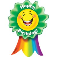 Happy Birthday! Smiling Ribbon Award 348-1085