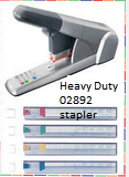 Rapid Heavy Duty Staple Cartridge FOR 02892 OPTIONS FOR SHEET CAPACITY