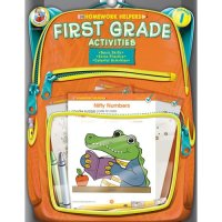 Homework HelpersFirst Grade Activities Workbook (A15-FS109031)
