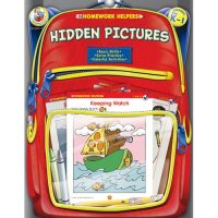 Homework HelpersHidden Pictures PK 1 Workbook (A15-FS109014)