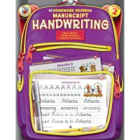 Homework HelpersManuscript Handwriting 2 Workbook (A15-FS109038)