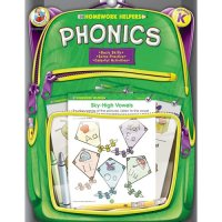 Homework HelpersPhonics K Workbook (A15-FS109026)