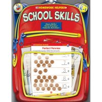 Homework HelpersSchool Skills PK 1 Workbook (A15-FS109008)
