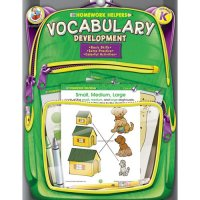 Homework HelpersVocabulary Development K Workbook (A15-FS109027)