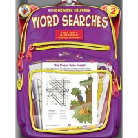 Homework HelpersWord Searches 2 Workbook (A15-FS109041)