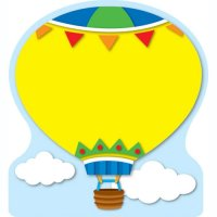 Hot Air Balloon Shapepad A15-151040